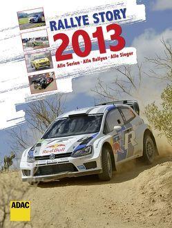 Rallye Story 2013 von Neumeyer,  Andrea