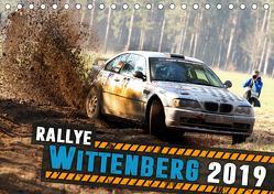 Rallye Wittenberg (Tischkalender 2019 DIN A5 quer) von Freiberg,  Patrick