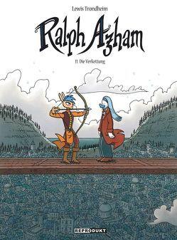 Ralph Azham 11 von Pröfrock,  Ulrich, Trondheim,  Lewis