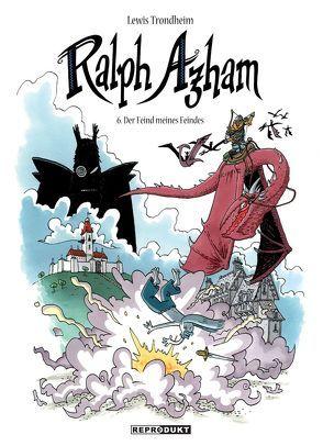 Ralph Azham 6 – Der Feind meines Feindes von Findakly,  Brigitte, Pröfrock,  Ulrich, Trondheim,  Lewis