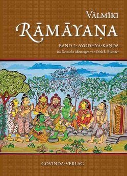 Ramayana von Büchner,  Dirk E.