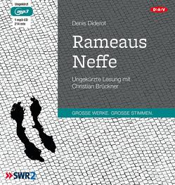 Rameaus Neffe von Brückner,  Christian, Diderot,  Denis, Goethe,  Johann Wolfgang von