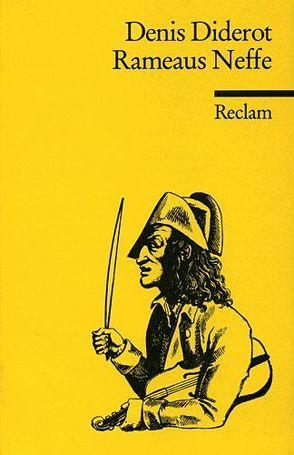 Rameaus Neffe von Diderot,  Denis, Goethe,  Johann W von, Metken,  Günter