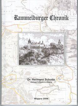 Rammelburger Chronik von Schotte,  Hermann