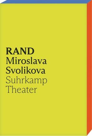RAND von Svolikova,  Miroslava
