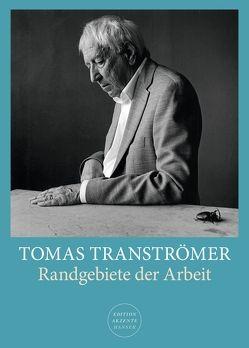 Randgebiete der Arbeit von Butt,  Wolfgang, Halldin,  Magnus, Transtroemer,  Tomas