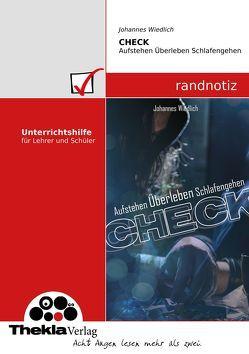 randnotiz von Weßner,  Silke, Wiedlich,  Johannes