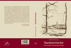 Randvermerke von Schwarzmaier,  Alfred