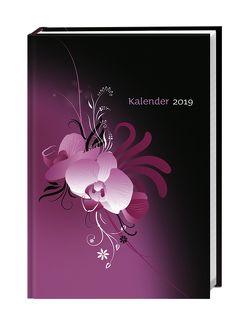 Ranke 17-Monats-Kalenderbuch A6 – Kalender 2019 von Heye