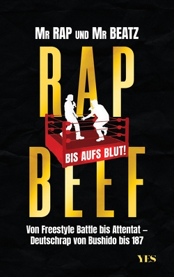Rap Beef von Beatz,  Mr, Rap,  Mr