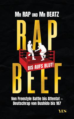 Rap Beef von Beatz,  Mr, Rap,  Mr