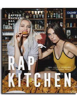 Rap Kitchen von Schramm,  Emil Levy Z., Voigt,  Johann, Walk This Way Records
