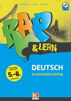 RAP & lern von Bottazzi,  Mario, Wolf,  Karin, Zangl,  Maria