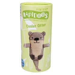 Rapidoos Häkelset Cooler Otter von Hewitt,  Jillian