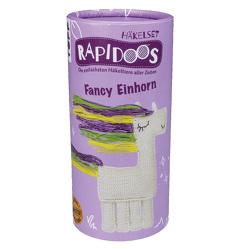 Rapidoos Häkelset Fancy Einhorn von Hewitt,  Jillian