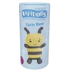 Rapidoos Häkelset Flotte Biene von Hewitt,  Jillian
