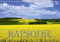 Rapsodie (Tischkalender 2019 DIN A5 quer)