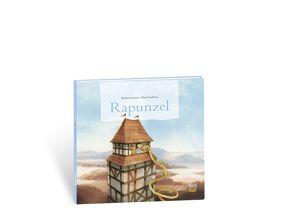 Rapunzel von Dusikova,  Maja, Grimm,  Jacob, Grimm,  Wilhelm