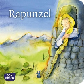 Rapunzel von Grimm,  Brüder, Lefin,  Petra