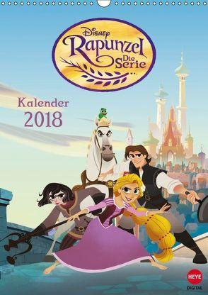 Rapunzel: Die Serie (Wandkalender 2018 DIN A3 hoch) von Disney