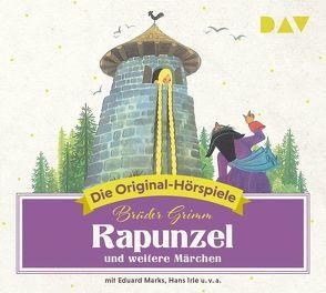 Rapunzel und weitere Märchen von Grimm,  Jacob, Grimm,  Wilhelm, Irle,  Hans, Kuhn,  Felicitas, Marks,  Eduard, u.v.a.