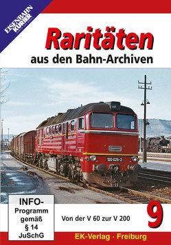 Raritäten aus den Bahn-Archiven Ausgabe 9
