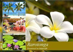 Rarotonga – Trauminsel im Südpazifik. (Wandkalender 2019 DIN A2 quer) von Schwarze,  Nina