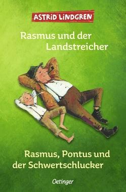 Rasmus und der Landstreicher / Rasmus, Pontus und der Schwertschlucker von Dohrenburg,  Thyra, Lemke,  Horst, Lindgren,  Astrid