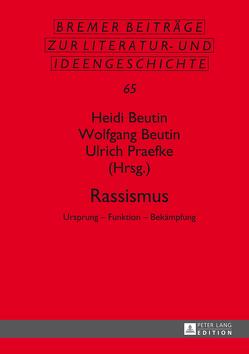 Rassismus von Beutin,  Heidi, Beutin,  Wolfgang, Praefke,  Ulrich