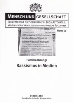 Rassismus in Medien von Birungi,  Patricia, Riefler,  Erwin