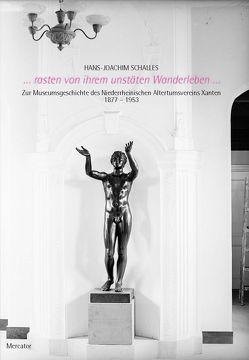 …rasten von ihrem unstäten Wanderleben… von Schalles,  Hans-Joachim