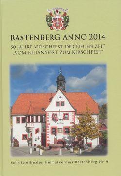 Rastenberg anno 2014 von Heimatverein Rastenberg e.V., Lieberknecht,  Christine, Vette,  Markus