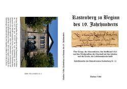 Rastenberg zu Beginn des 19. Jahrhunderts