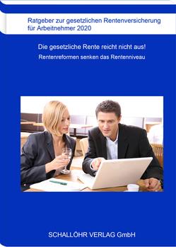 Ratgeber Arbeitnehmer 2020 von Schallöhr,  Knut M