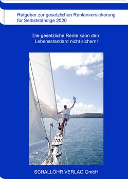 Ratgeber für Selbstständige 2020 von Schallöhr,  Knut M