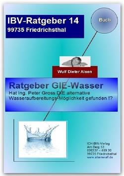 Ratgeber GIE-Wasser von Alsen,  Wulf