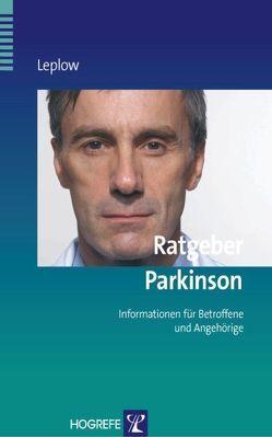 Ratgeber Parkinson von Leplow,  Bernd