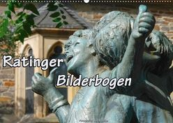 Ratinger Bilderbogen (Wandkalender 2019 DIN A2 quer) von Haafke,  Udo