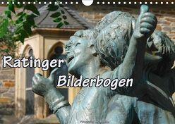 Ratinger Bilderbogen (Wandkalender 2019 DIN A4 quer) von Haafke,  Udo