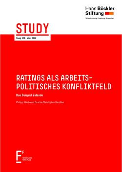 Ratings als arbeitspolitisches Konfliktfeld von Geschke,  Sasche-Christopher, Staab,  Philipp