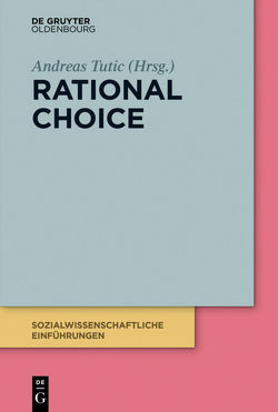 Rational Choice von Tutic,  Andreas