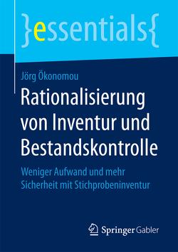 Rationalisierung von Inventur und Bestandskontrolle von Ökonomou,  Jörg