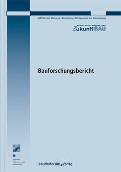 Rationellere Herstellung von zweischaligem Mauerwerk durch Linienverankerung von Vormauerschalen. Abschlussbericht. von Brameshuber,  W., Graubner,  C.-A., Richter,  Lars, Schmidt,  U.