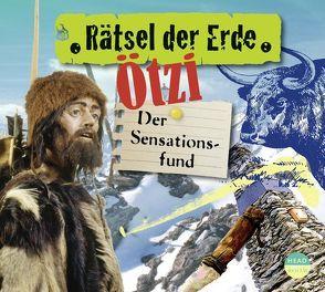 Rätsel der Erde: Ötzi von Singer,  Theresia, Sulzenbacher,  Gudrun