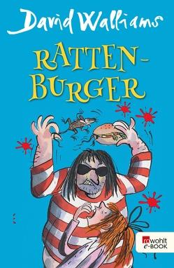 Ratten-Burger von Naoura,  Salah, Ross,  Tony, Walliams,  David