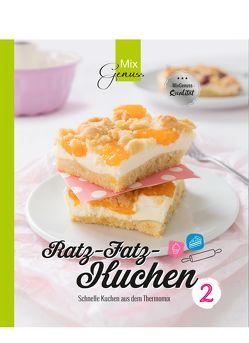 Ratz-Fatz-Kuchen BAND 2 von Wild,  Corinna