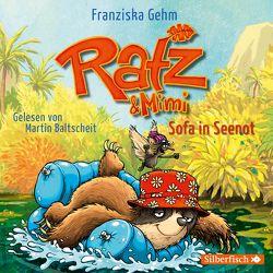Ratz und Mimi 2: Sofa in Seenot von Baltscheit,  Martin, Gehm,  Franziska