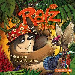 Ratz und Mimi von Baltscheit,  Martin, Gehm,  Franziska