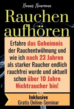 Rauchen aufhören von Heinemann,  Hannes