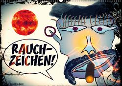 Rauchzeichen (Wandkalender 2021 DIN A2 quer) von Sean Kaiser,  Daniel